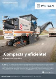 Wirtgen Advert Carreteras 1er Tri 2016
