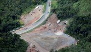 Solo el 12,3% de las vías de Brasil están pavimentadas