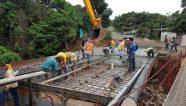 Panamá ejecuta obras viales en la provincia de Los Santos