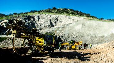 Avanzan las obras del nuevo Túnel Chamisero II de Chile