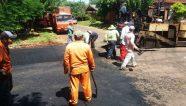 Paraguay inicia trabajos de pavimentación en Caazapá