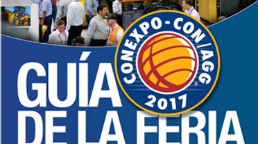 Presentamos nuestra Guía de la Feria de CONEXPO-CON/AGG