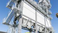 Ammann monta totalmente una planta de asfalto en CONEXPO-CON/AGG