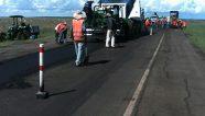 Gran inversión para la rehabilitación de vías en Paraguay