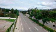 Una nueva carretera para Ecuador