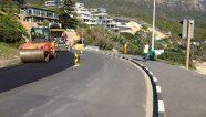 Wirtgen pavimenta en Sudáfrica
