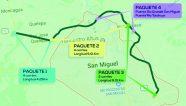 El Salvador licita construcción de by-pass de San Miguel