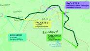 El Salvador: Cinco firmas compiten por by-pass de San Miguel