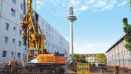 Bauer remedia terraplenes ferroviarios