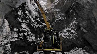Alta tecnología en la construcción de túneles