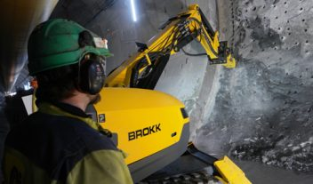 Tunelización robótica