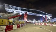 [VIDEO] Mammoet transporta el Sky Bridge del Aeropuerto Internacional de Hong Kong
