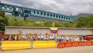 Colombia: Autopista al Mar 1 registra avance del 89% y alcanza nuevo hito