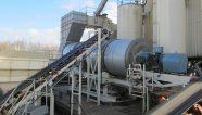 Las modernizaciones en el tambor de secado mejora el rendimiento de la planta