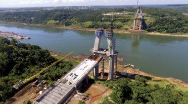 Uniendo culturas: Puente de la Integración Brasil-Paraguay